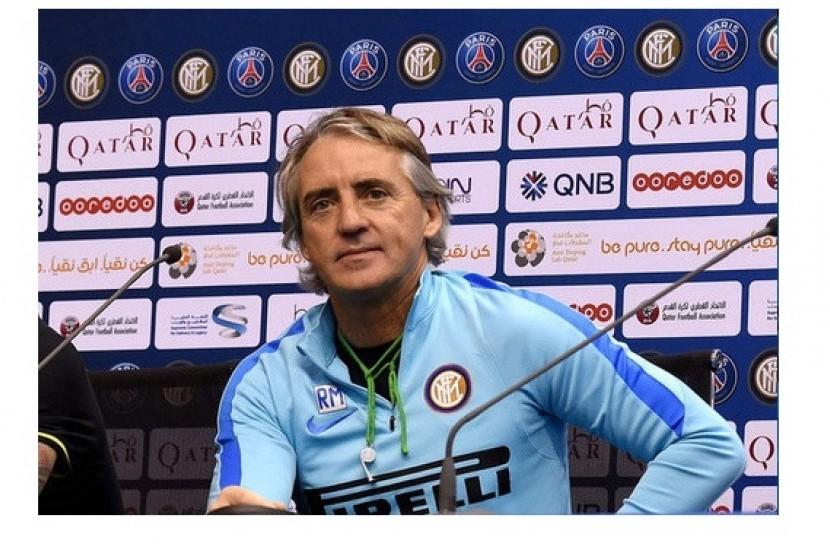 Mancini Ungkap Ketertarikan Latih PSG
