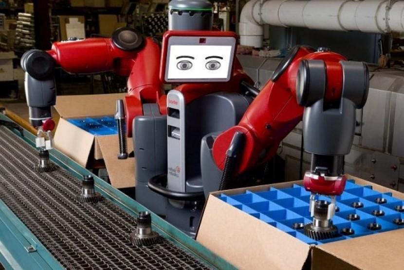 Robot Baxter.