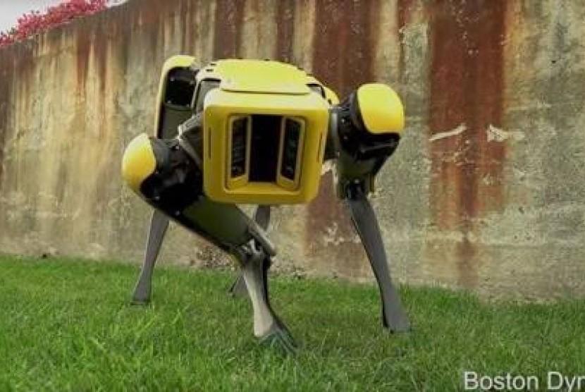Robot new spot mini