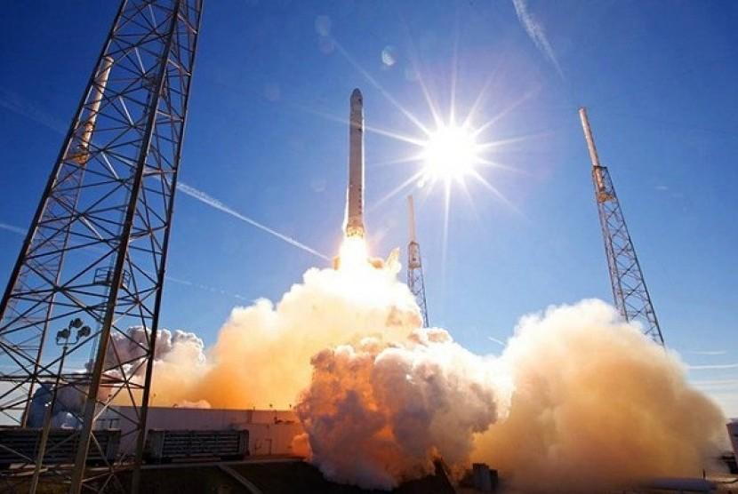 Permalink to SpaceX Luncurkan Roket Bekas untuk NASA
