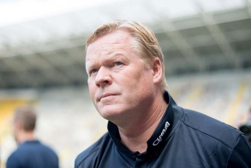 Koeman: Everton Butuh Waktu dan Perubahan