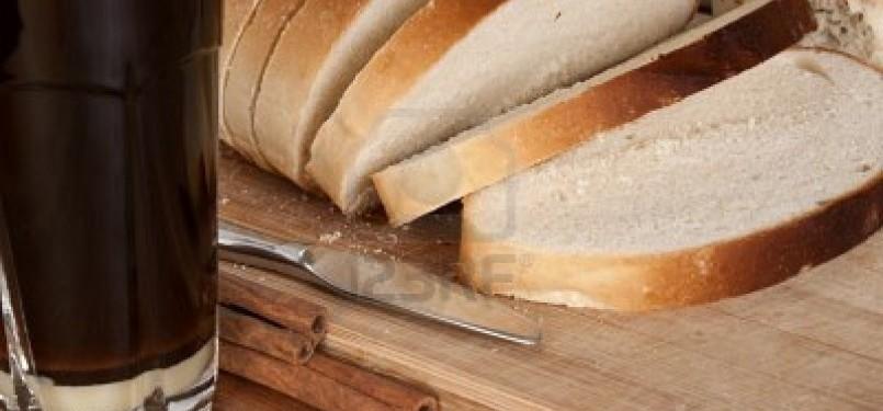 Urutan Roti Tawar yang Paling Sehat