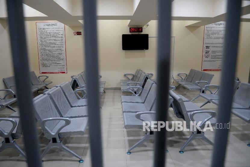 Salah satu ruangan di rumah tahanan KPK yang baru (ilustrasi)