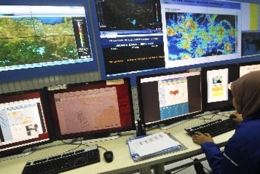 BMKG: Jateng Masih Berpotensi Hujan Ringan-Sedang