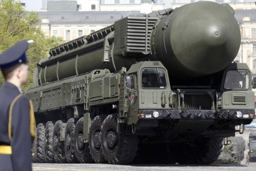 Rudal baru Rusia