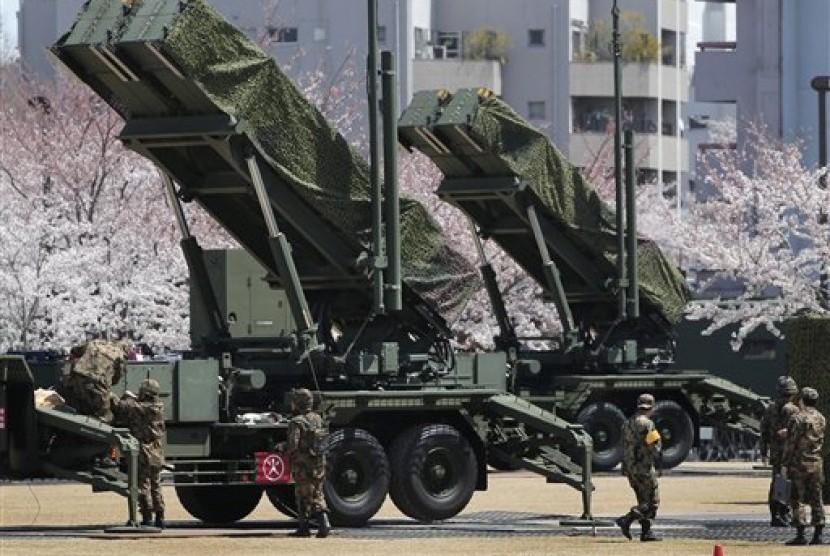 Jepang Dorong Kemampuan Serang Situs Rudal Korut