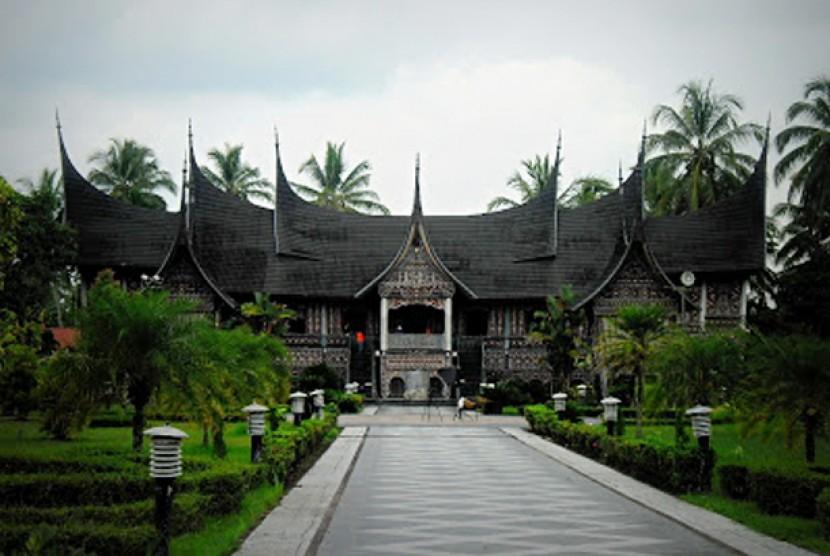 Rumah Gadang Sungai Beringin