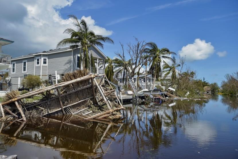 Tujuh WNI Korban Badai Irma Berhasil Dievakuasi