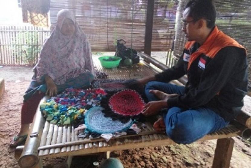 Rumah Zakat ajak warga memanfaatkan limbah pabrik