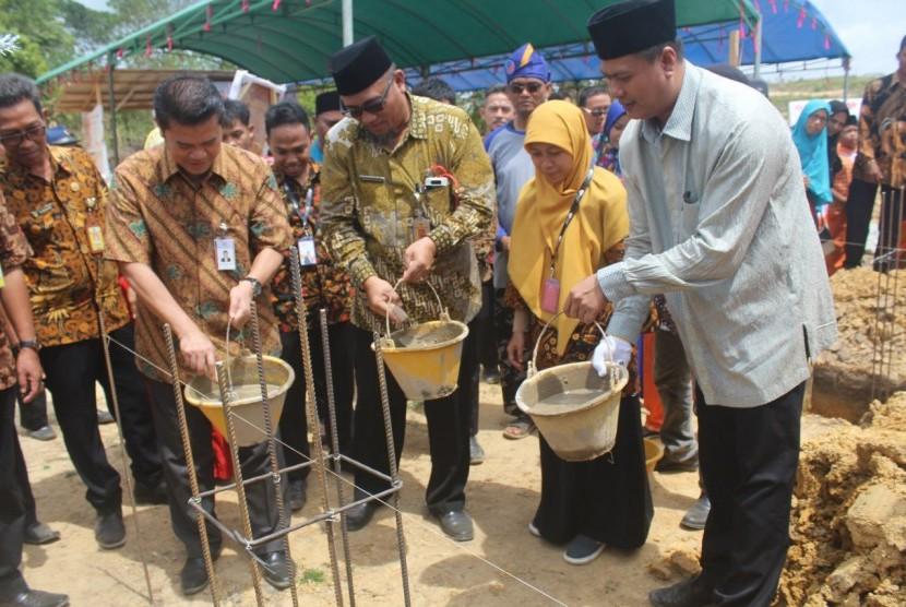 Rumah Zakat Bangun Gedung SD Juara di Batam