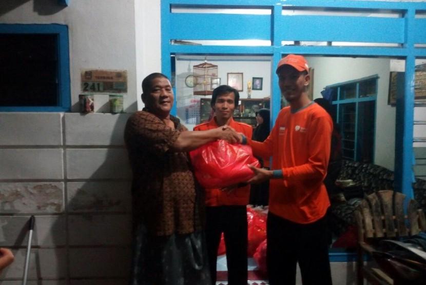 Rumah Zakat Bantu Korban Banjir