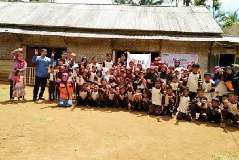 Ekspedisi Bhakti Relawan Nusantara Mampir di Pandeglang