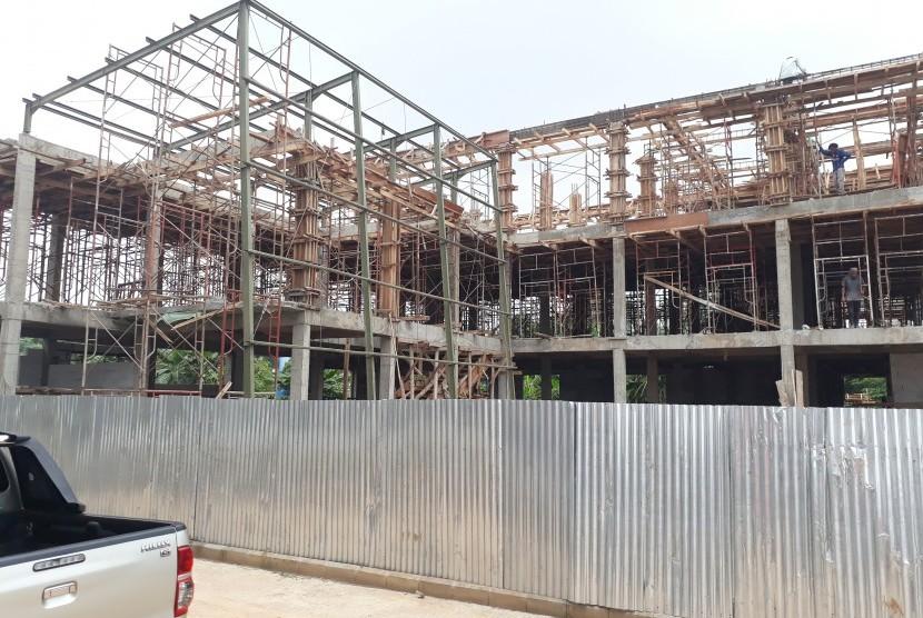 Rusunawa yang terletak di Jalan Betet, Kampung Mekarsari, Kelurahan Panunggangan Barat, Kecamatan Cibodas, Kota Tangerang.