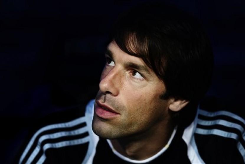 Nistelrooy Yakin MU Juara Liga Champions