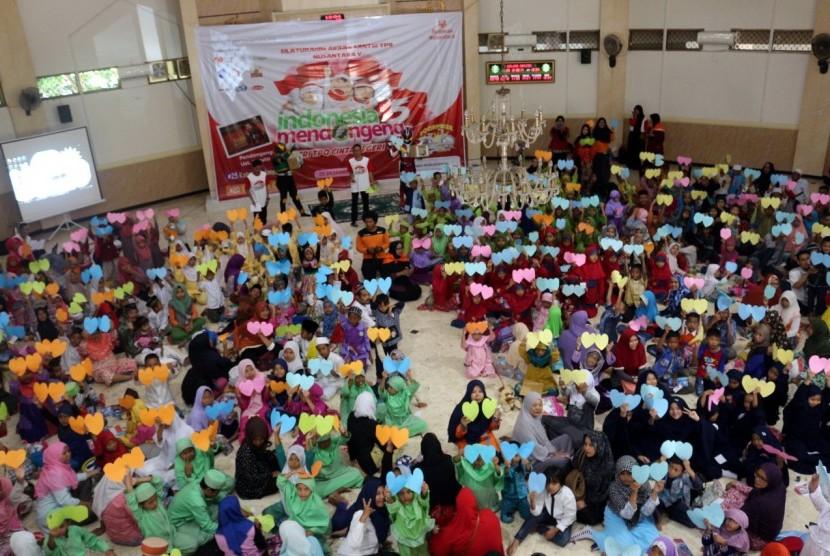 RZ Hadirkan Ribuan Santri dalam Indonesia Mendongeng