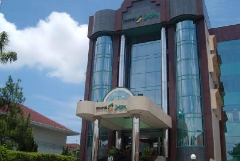 Salah satu kantor Kospin Jasa