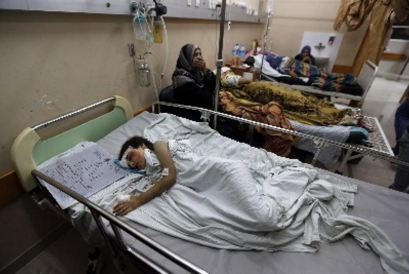 Obat Medis Mulai Mengalir ke Jalur Gaza