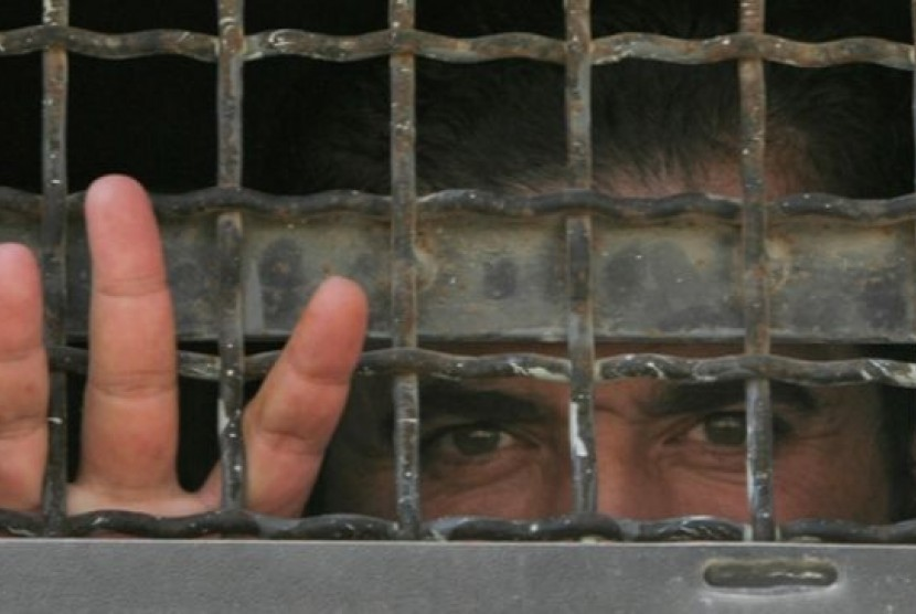 Gara-Gara Status Facebook, Pemuda Palestina Dipenjara Israel