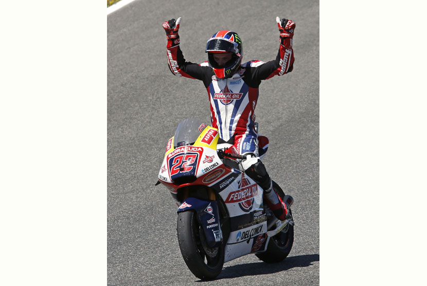 Ini Pembalap yang Kalahkan Marquez Soal Insiden di Lintasan