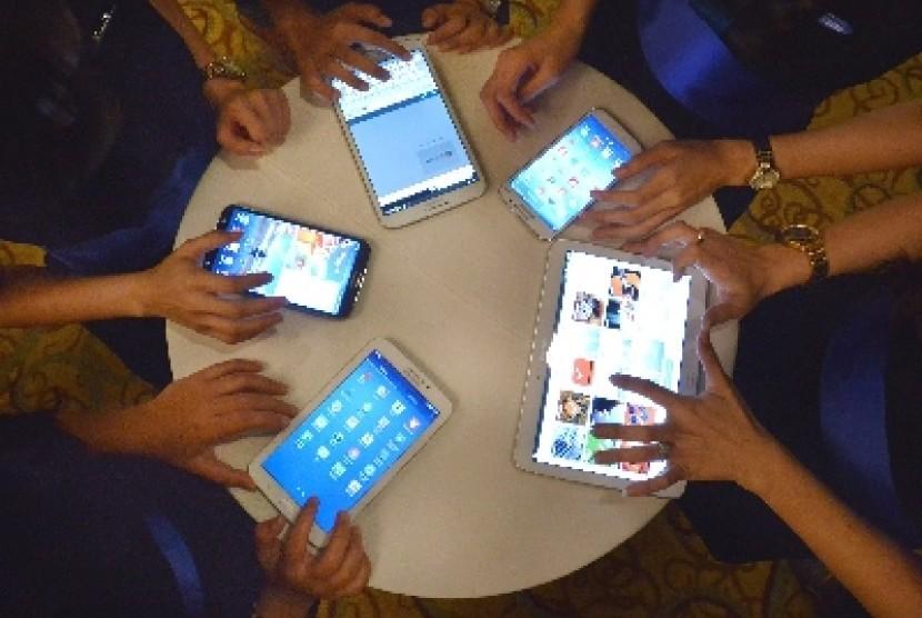 Samsung Patenkan Keamanan Berbasis Pemindai Garis Tangan