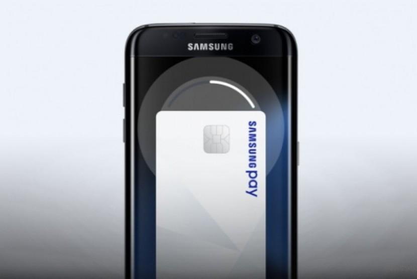 Samsung Pay tak Bekerja pada Google Pixel