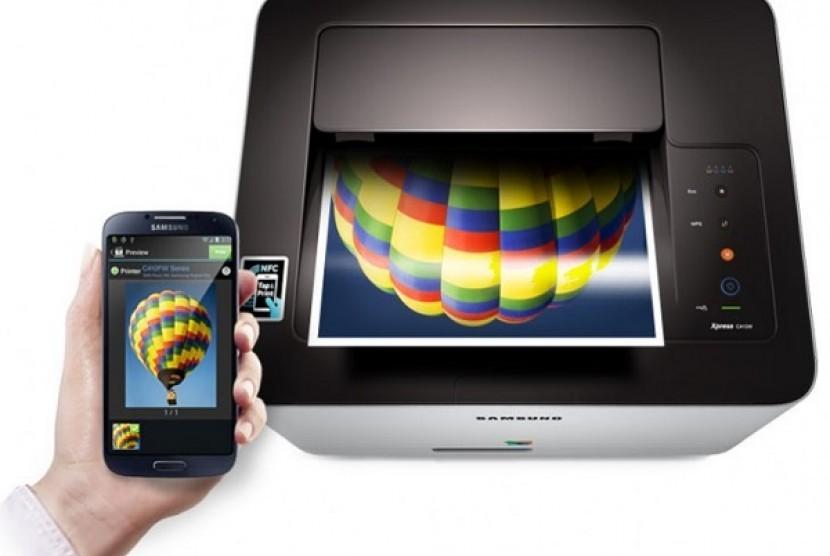 Samsung Printer kini milik HP. Ilustrasi