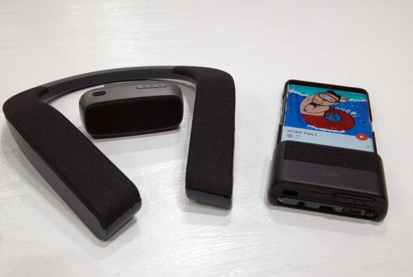 Samsung S Ray. Ilustrasi