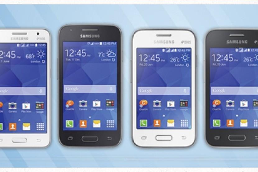 Samsung Punya Empat Ponsel Murah Baru