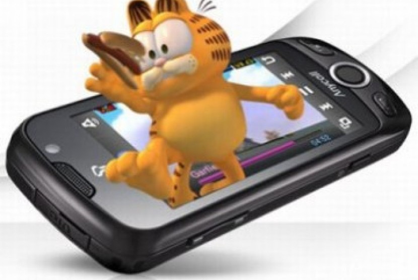 Samsung W960, dengan layar Amoled