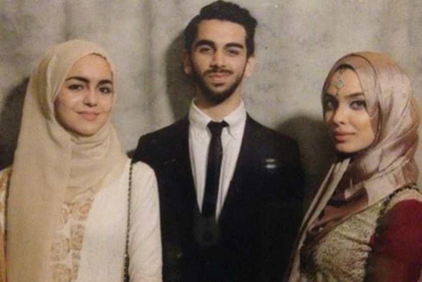 Sakina,  Ali,  Maryam