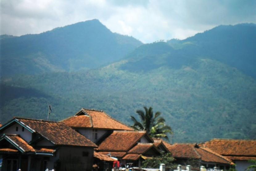 Santri Karembong Gunung Galunggung
