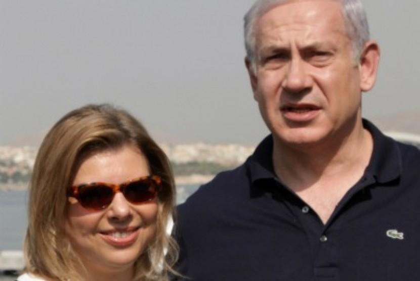 Istri Netanyahu Terseret Kasus Penggunaan Uang Negara