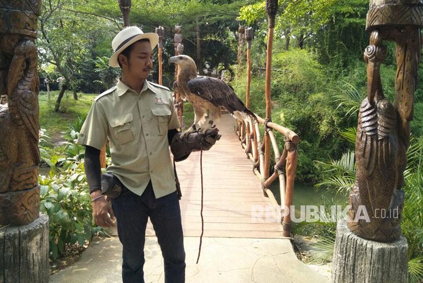 Belajar Sambil Menikmati Alam di Faunaland