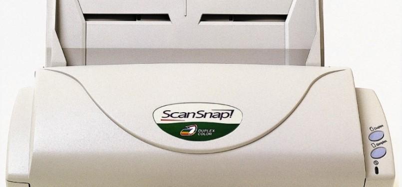 ScanSnap fi-4110EOX