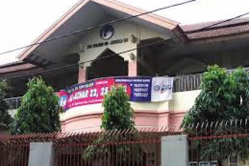 SD Islam Al-Azhar 25 Semarang.