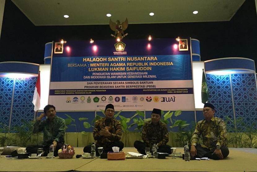 Sebanyak 290 santri dari berbagai pondok pesantren se-Indonesia mendapatkan beasiswa untuk melanjutkan ke jenjang S1 di beberapa perguruan tinggi terkemuka di Indonesia.