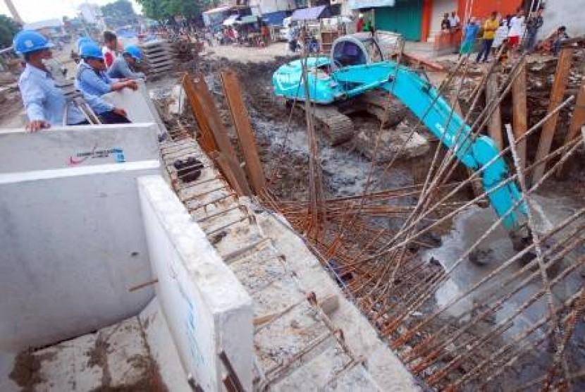 Surabaya Anggarkan Rp 2 T untuk Penyelesaian Infrastruktur