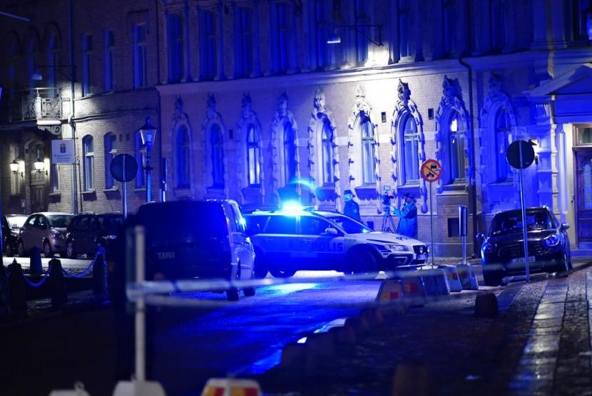 Tiga Orang Ditangkap Terkait Serangan Bom di Sinagog Swedia