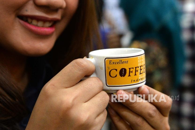 Secangkir kopi (ilustrasi)