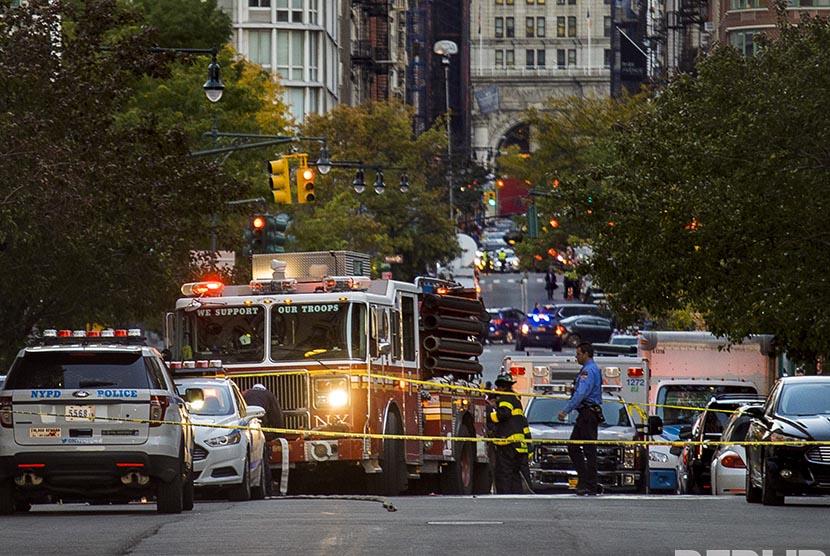 Ini Profil Tersangka Penyerangan di New York