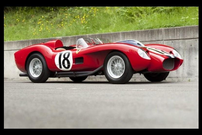 Sejauh ini, 1957 Ferrari Testa Rossa prototype 1957 adalah item koleksi termahal yang dijual di Gooding & Company, Monterey, California, sekaligus di dunia, dijual pada 2011, sebesar 16,39 jutaan dolar AS (Gooding & Company)