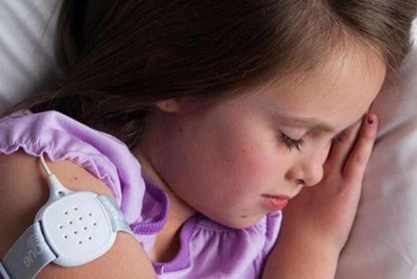 Sejenis alarm khusus bagi mereka yang mengompol bisa dicoba untuk menghentikan kebiasaan pada anak.