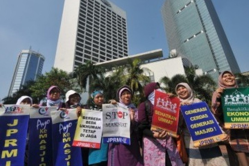 JPRMI Sumbar Luncurkan Gerakan Ayo ke Masjid