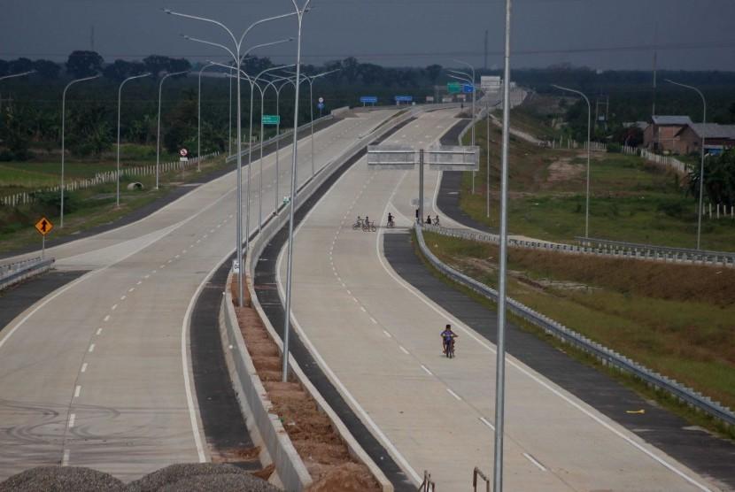 Tol Medan-Tebingtinggi Ditargetkan Rampung Oktober 2018