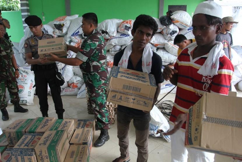 STPP Bogor Sumbang Rp 18,5 Juta untuk Rohingya