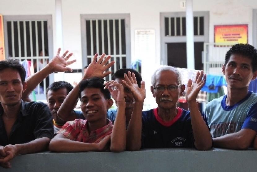 Rusuh Lapas Aceh, Kemenkum HAM Benarkan Soal Pemindahan Napi