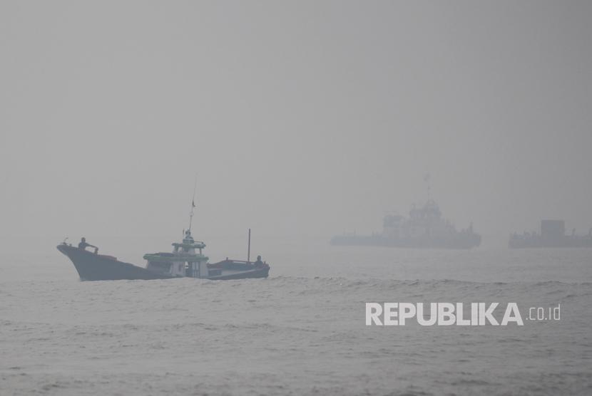 Nelayan Palembang Melaut Hingga ke Pulau Natuna