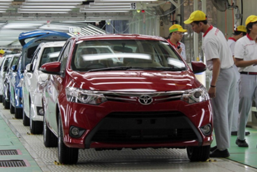 Otomotif Mail: Industri Otomotif Indonesia Kekurangan Tenaga Terampil