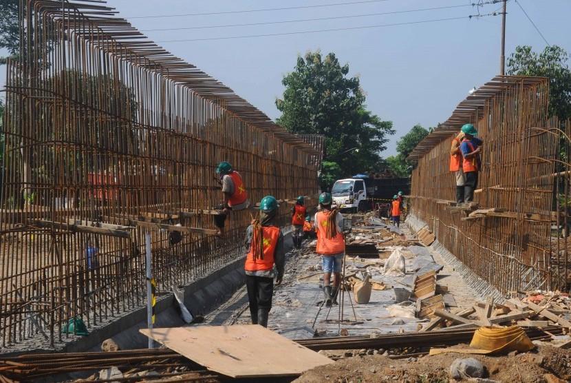 Jelang Operasional Tol Soker, 27 Jembatan Layang Belum Siap