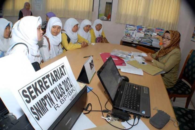 Pendaftaran SNMPTN Dibuka 13 Januari